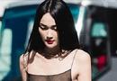 """Giải trí - Thùy Trang Next Top lọt mắt xanh của """"ông lớn"""" ngành thời trang khi đi dạo ở Paris"""