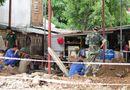 Tin trong nước - Phát hiện 2 hài cốt liệt sĩ cùng một hầm đạn cối trong nhà dân