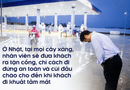 Tin tức - Vì sao giám đốc cây xăng Nhật cúi đầu trước khách hàng Việt?