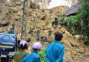 Tin trong nước - Vụ 19 người bị vùi lấp ở Hòa Bình: Tiếng kêu cứu thảm thiết giữa đêm
