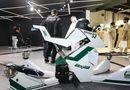 "Tin thế giới - Cảnh sát Dubai sẽ tuần tra bằng ""xe bay"""