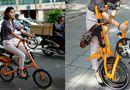 Thị trường - Xe đạp Gấp – Công cụ di chuyển thoải mái và dễ chịu trong thành phố