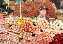 Nhộn nhịp chợ hoa trước ngày 20/10
