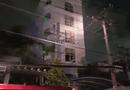 Tin trong nước - Cháy quán karaoke ở Sài Gòn, 25 người mắc kẹt
