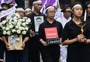 Tin trong nước - ĐH Hutech trao bằng tốt nghiệp tại đám tang nam sinh tử nạn vì bê tông