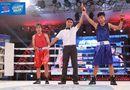 Thể thao - Những trận bán kết kịch tính ở giải Boxing tranh đai vô địch Number 1