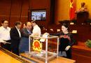 Tin trong nước - Bỏ phiếu kín phê chuẩn Tổng Thanh tra Chính phủ và Bộ trưởng Giao thông Vận tải