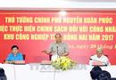 Tin trong nước - Thủ tướng Nguyễn Xuân Phúc đối thoại với công nhân Đồng Nai