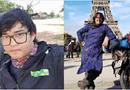 Đời sống - Chàng trai Việt và hành trình phượt bằng xe máy từ Việt Nam đến Paris trong 150 ngày