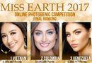 Tin tức - Vượt 86 thí sinh, Hà Thu thắng kép 2 huy chương vàng tại Miss Earth 2017