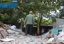 Tin trong nước - Hà Nội: Người dân khốn khổ vì sống chung cùng bãi rác thải