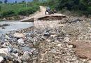 Tin tức - Mưa lớn làm sập cầu, 245 hộ dân ở Đắk Lắk bị cô lập