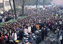 Tin thế giới - 1.200 người Trung Quốc dự thi giành một suất