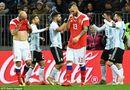 Tin tức - Messi nhạt nhòa, Argentina nhọc nhằn đánh bại Nga