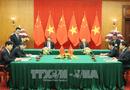 Tin trong nước - Việt Nam - Trung Quốc ký kết và trao 19 văn kiện hợp tác