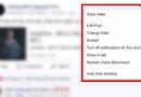 Tin tức - Facebook đã bỏ chức năng xóa status, thay thế bằng ẩn khỏi dòng thời gian?