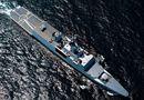 Tin thế giới - Khinh hạm tàng hình bậc nhất La Fayette của Pháp vẫn không thoát khỏi lưới radar của Nga