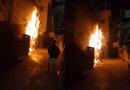 Tin tức - Hà Nội: Cả xóm tháo chạy vì cột điện phát nổ cháy giữa đêm