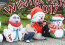 Ăn - Chơi - Lễ hội mùa đông rực rỡ đang chờ bạn trên đỉnh Bà Nà