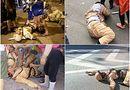 """Tin thế giới - Những lần đối mặt """"tử thần"""" của chiến sĩ CSGT"""