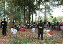 Tin tức - Phá sòng bạc trong khu rừng, thu giữ hàng trăm triệu đồng