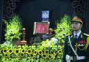 Tin trong nước - Lễ truy điệu và đưa tiễn phi công Nguyễn Thành Trung hy sinh tại Anh