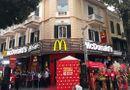 """Tin tức - """"Choáng váng"""" với phí thuê mặt bằng của Zara, H&M, McDonald's tại Hà Nội"""
