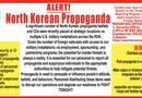 """Tin thế giới - Quân đội Mỹ hoang mang vì tờ rơi Triều Tiên """"lạc"""" vào căn cứ"""