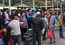 Tin tức - Hà Nội: Bến xe quá tải do người dân về quê nghỉ Tết Dương lịch