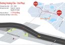 Tin tức - Hà Nội đầu tư 7.779 tỉ đồng để làm con đường Hoàng Cầu - Voi Phục