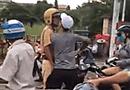 Tin tức - Bắt giữ nam thanh niên dùng dao hành hung CSGT