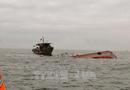 Tin tức - Tàu hàng đâm chìm tàu cá rồi bỏ chạy, 15 thuyền viên rơi xuống biển