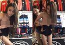 Tin tức - Cô gái vừa livestream vừa thay đồ để bán hàng khiến dân mạng nhức mắt