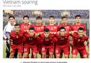 """Tin tức - FIFA nói gì về """"cú nhảy"""" 13 bậc của bóng đá Việt Nam?"""