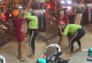 Tin tức - Người phụ nữ ôm bụng bầu 3 tháng đi đánh ghen giữa phố