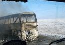 Tin thế giới - Xe buýt cháy rụi ở Kazakhstan, 52 người thiệt mạng