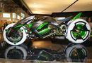 Tin tức - Lộ diện siêu mô tô 3 bánh chạy bằng điện trong tương lai