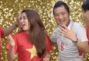 Tin tức - Clip: Chính thức ra mắt MV cổ vũ U23 Việt Nam của danh thủ Hồng Sơn và dàn sao Việt