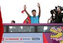 Tin tức - Thủ quân Lương Xuân Trường: Trong bóng đá không thể nói trước điều gì