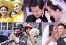 Tin tức - Điểm lại loạt đám cưới đình đám nhất của showbiz Việt năm 2017