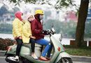 Tin tức - Người đi xe máy dễ bị ốm do mắc sai lầm này