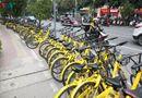 """Tin tức - """"Xe đạp Uber"""" đang trở thành bãi rác phế liệu ở Trung Quốc"""
