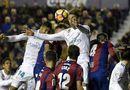 Tin tức - Clip: Levante 2-2 Real Madrid: Thủng lưới cuối trận, Real mất điểm đáng tiếc