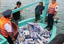Tin tức - 8.570 bao thuốc lá ngoại không có giấy tờ bị thu giữ