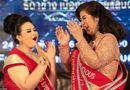 Tin tức - Trao vương niệm nữ hoàng cho hoa hậu nặng 106 kg