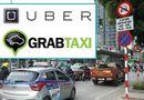 """Tin tức - Uber và Grab sẽ bị """"treo bánh"""" trên 11 tuyến phố ở Hà Nội"""