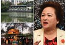 """Tin tức - Nữ doanh nhân sắp chi hơn 1.800 tỷ đồng thâu tóm """"ông trùm"""" đất vàng Hà Nội"""