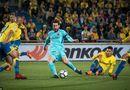 Tin tức - Clip Palmas 1-1 Barcelona: Bị đe dọa ngôi đầu