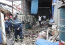 Tin trong nước - Hải Phòng: Kinh hoàng vụ nổ bình khí nitơ, 2 người bị thương nặng