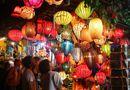 Tin trong nước - Video: Đèn hoa đăng lung linh sắc màu trong Tết Nguyên tiêu ở Hội An